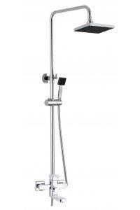 G.lauf NEB16-A123 Смес. д/ванной стационарный