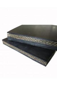 Резина техпластина армированная тканью в 1 слой МБС-C 2мм.
