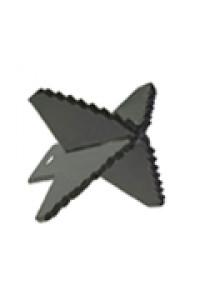 Сменная насадка для троса «Х-образный скребок»