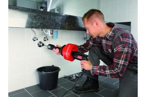 Трос для прочистки канализации: преимущества применения