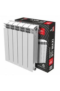 Биметаллический радиатор STI MAXI 500 100 6 секций