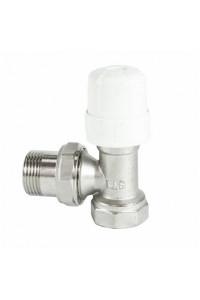 Термостатический клапан угловой 1/2 STI