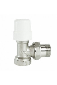 Термостатический клапан угловой 3/4 STI