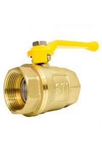 Кран шаровой газовый STI ГГ рычаг 32
