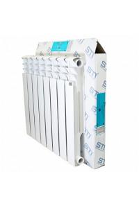 Алюминиевый радиатор STI 500 80 8 секций