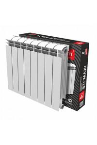 Биметаллический радиатор STI MAXI 500 100 8 секций