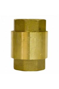 Клапан обратный пружинный STI 20 (пластиковое уплотнение)