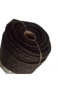 Каболка водопроводная ф 6 мм, пакет+сетка 20 кг
