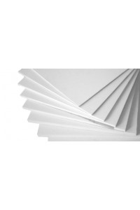 Фторопласт листовой5 мм (300х300 мм) ТУ 6-05-810-88