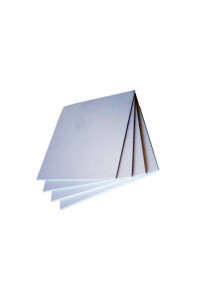 Полиацеталь листовой ПОМ-С 10 мм (1000х1000 мм, ~15 кг)