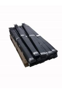 Лента резиновая МБС толщина 1мм ширина 115мм